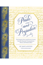 Купити - Книжки - Pride and Prejudice. The Complete Novel, with Nineteen Letters from the Characters' Correspondence, Written and Folded by Hand