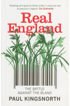 Купити - Книжки - Real England. The Battle Against The Bland