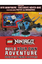 Купить - Книги - LEGO NINJAGO Build Your Own Adventure Greatest Ninja Battles
