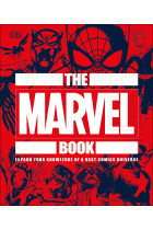Купить - Книги - The Marvel Book. Expand Your Knowledge Of A Vast Comics Universe