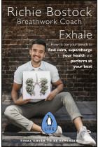 Купити - Книжки - Exhale. How to Use Breathwork to Find Calm, Supercharge Your Health and Perform at Your Best