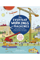 Купить - Книги - The Everyday Workings of Machines. How machines work, from toasters and trains to hovercrafts and robots