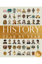 Купити - Книжки - History Year by Year. The Ultimate Visual Guide To the Events That Shaped the World