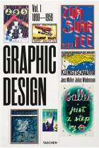 Купить - Книги - The History of Graphic Design. Volume 1 (1890-1959)