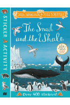 Купити - Книжки - The Snail and the Whale Sticker Book