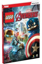 Купить - Книги - LEGO Marvel's Avengers Standard Edition Strategy Guide