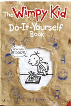 Купить - Книги - Diary of a Wimpy Kid: Do-It-Yourself Book