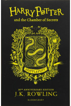 Купить - Книги - Harry Potter and the Chamber of Secrets – Hufflepuff Edition