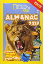 Купить - Книги - National Geographic Kids Almanac 2019 International Edition