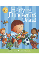 Купити - Книжки - Harry and the Dinosaurs United
