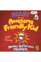 Купить - Книги - Diary of an Awesome Friendly Kid. Rowley Jefferson's Journal