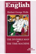 Купити - Книжки - The Invisible Man. The Time Machine