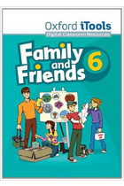 Купить - Книги - Family and Friends 6 iTools (CD-ROM)