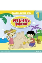Купить - Книги - My Little Island Level 1 Audio CD