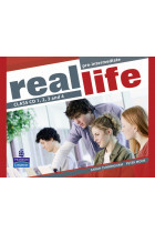 Купить - Книги - Real Life Pre-Intermediate Class Audio CDs (1-4)