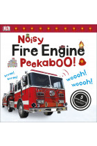 Купить - Книги - Noisy Peekaboo! Fire Engine