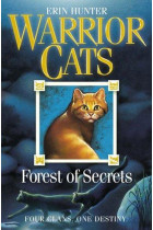 Warrior Cats. Book 3. Forest of Secrets