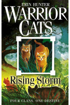 Warrior Cats. Book 4. Rising Storm