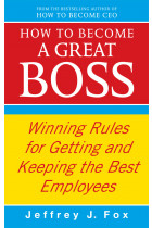 Купить - Книги -  How To Become A Great Boss