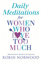 Купити - Книжки - Daily Meditations For Women Who Love Too Much