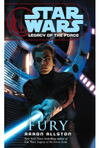 Купити - Книжки - Star Wars. Legacy of the Force VII. Fury