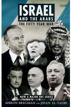Купить - Книги - The Fifty Years War: Israel and the Arabs