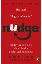 Купить - Книги - Nudge: Improving Decisions About Health, Wealth and Happiness