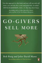 Купить - Книги - Go-Givers Sell More