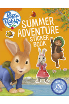 Купить - Книги - Peter Rabbit Animation Summer Adventure Sticker Book
