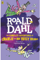 Купить - Книги - The Complete Adventures of Charlie and Mr Willy Wonka