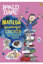 Купить - Книги - Roald Dahl's Matilda Wonderful Sticker Activity Book