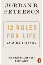 Купити - Книжки - 12 Rules for Life. An Antidote to Chaos