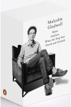 Купити - Книжки - The Gladwell Collection. Blink, Outliers, What the Dog Saw, David and Goliath