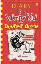 Купити - Книжки - Diary of a Wimpy Kid. Double Down. Book 11