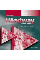 Купити - Аудіокниги - New Headway. English Course Elementary. Student's Workbook. Audio CD