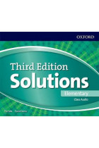 Купити - Аудіокниги - Solutions. Elementary. Class Audio CDs
