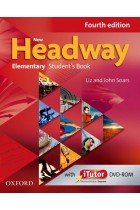 Купить - Книги - New Headway. Elementary. Student's Book and iTutor Pack