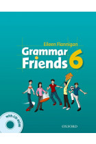 Купить - Книги - Grammar Friends 6. Student's Book (+ CD-ROM)