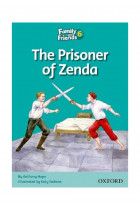 Купить - Книги - Family and Friends 6. Reader A. The Prisoner of Zenda