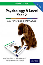 Купити - Книжки - The Complete Companions: Year 2 Teacher's Companion for AQA Psychology