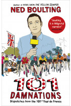 Купити - Книжки - 101 Damnations. Dispatches from the 101st Tour de France