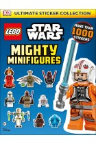 Купити - Книжки - Lego Star Wars Mighty Minifigures Ultimate Sticker Collection