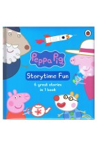 Купити - Книжки - Peppa Pig. Storytime Fun (with Audio CD)