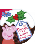 Купить - Книги - Peppa Pig. Peppa Loves Christmas