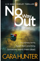 Купити - Книжки - No Way Out: DI Fawley Thriller Book 3