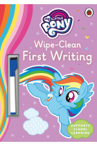 Купити - Книжки - My Little Pony: Wipe-Clean First Writing