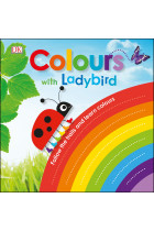 Купить - Книги - Colours with a Ladybird: Follow the Trails and Learn Colour