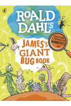 Купить - Книги - Roald Dahl's James's Giant Bug Book