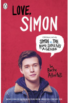 Купити - Книжки - Love, Simon: Simon Vs The Homo Sapiens Agenda Official Film Tie-in