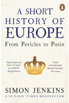 Купить - Книги - A Short History of Europe: From Pericles to Putin